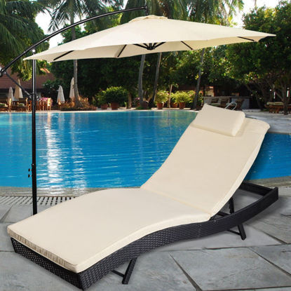 Picture of Outdoor Pool Lounger