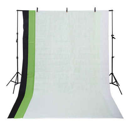 Picture of 10 x 20 Backdrop Chromakey Background Screen for Studio Photography
