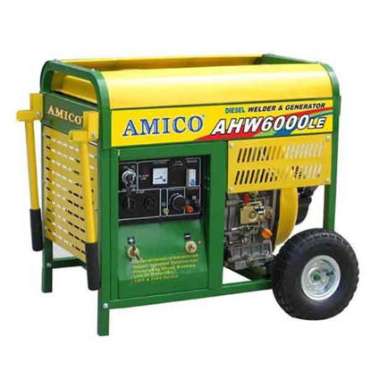 Picture of AMICO Power 6000W Generator w/ Welder
