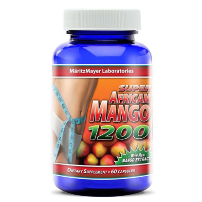 Picture of Diet Pill African Mango 1200 Weight Loss