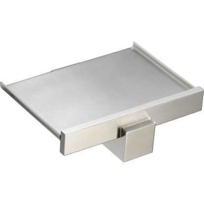 Picture of Fresca Ellite Wall Mount Soap Dish - Brushed Nickel