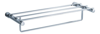 "Picture of Fresca Magnifico 23"" Towel Rack - Chrome"
