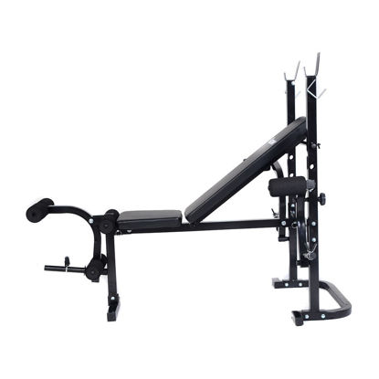 Picture of Home Fitness Adjustable Weight Lifting Bench