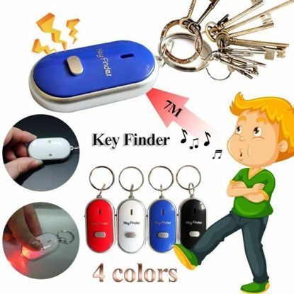 Picture of LED Anti-Lost Key Finder - 4 pcs