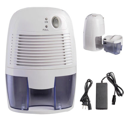 Picture of Mini Portable Dehumidifier Quiet Electric Drying Moisture Absorber