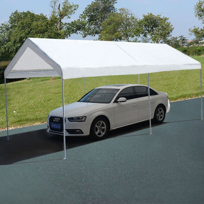 Picture of Outdoor Carport Tent  10 x 20
