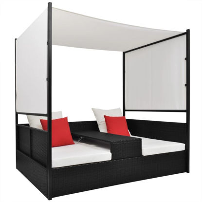 Picture of Outdoor DayBed - Black