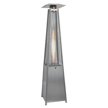 Picture of Outdoor Patio Heater Pyramid Standing