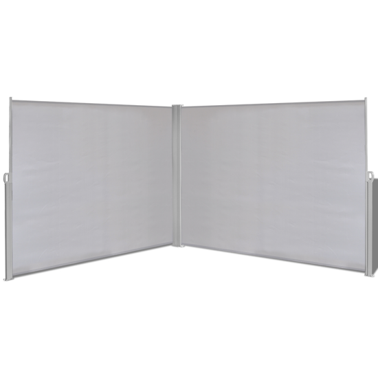 """Picture of Outdoor Side Awning 71"""" - Gray"""