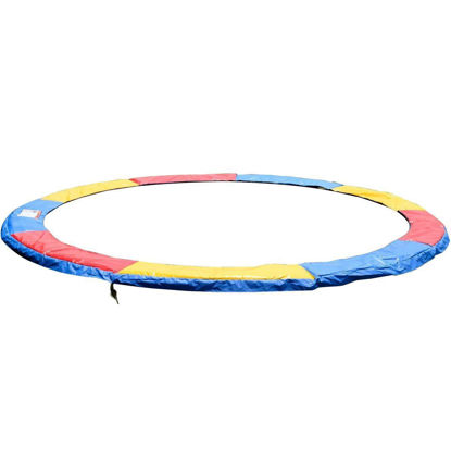 Picture of Outdoor Trampoline Safety Pad 14 ft - Multi-Color