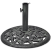 "Picture of Outdoor Umbrella Base Cast Iron 26 lb 19"""