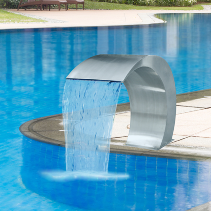 Picture of Outdoor Pool Fountain 17""
