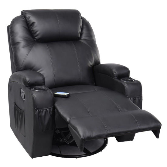 Picture of Living Room Recliner Massage Chair
