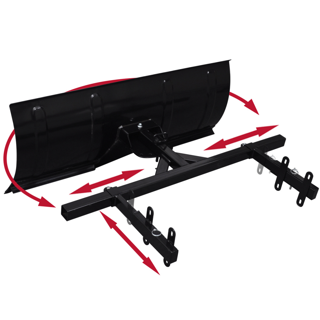 "Picture of Snow Plow Blade 39"" x 17"" for Snow Thrower"