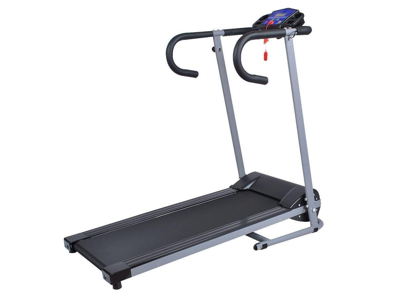 Picture of Treadmill Folding Electric Portable 500W Black