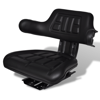 Picture of Tractor Seat Arm Rest and Backrest