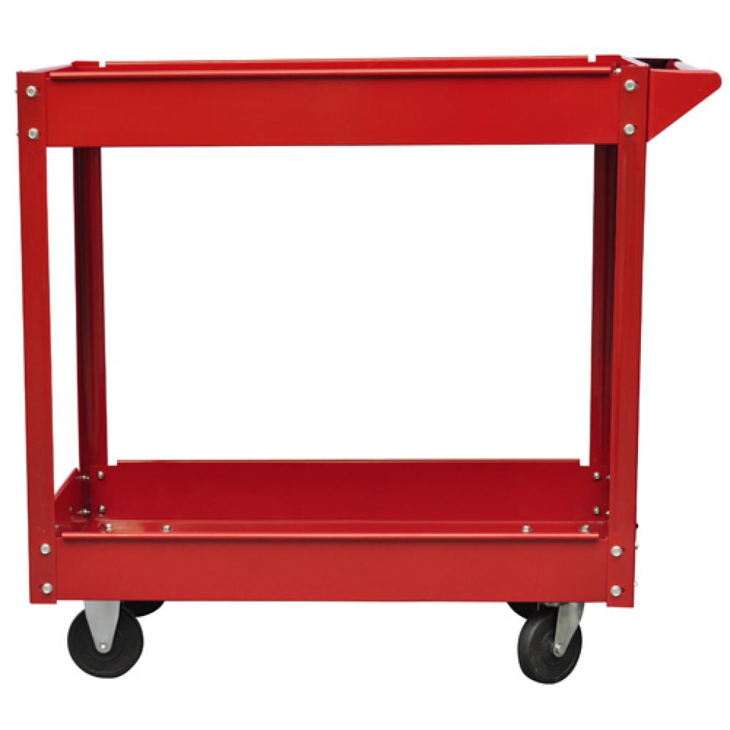 Picture of Workshop Tool Trolley 220 lb 2 Shelves - 2 pcs