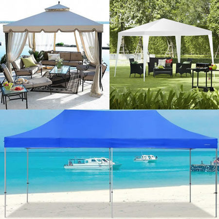 Picture for category TENT, CANOPIES & GAZEBOS