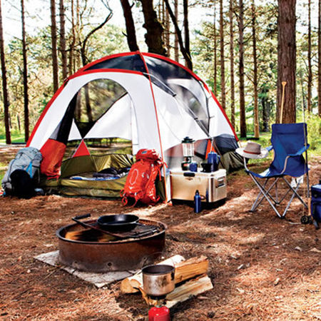 Picture for category CAMPING & ACCESSORIES