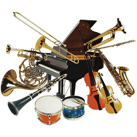 Picture for category MUSICAL INSTRUMENTS AND ACCESSORIES