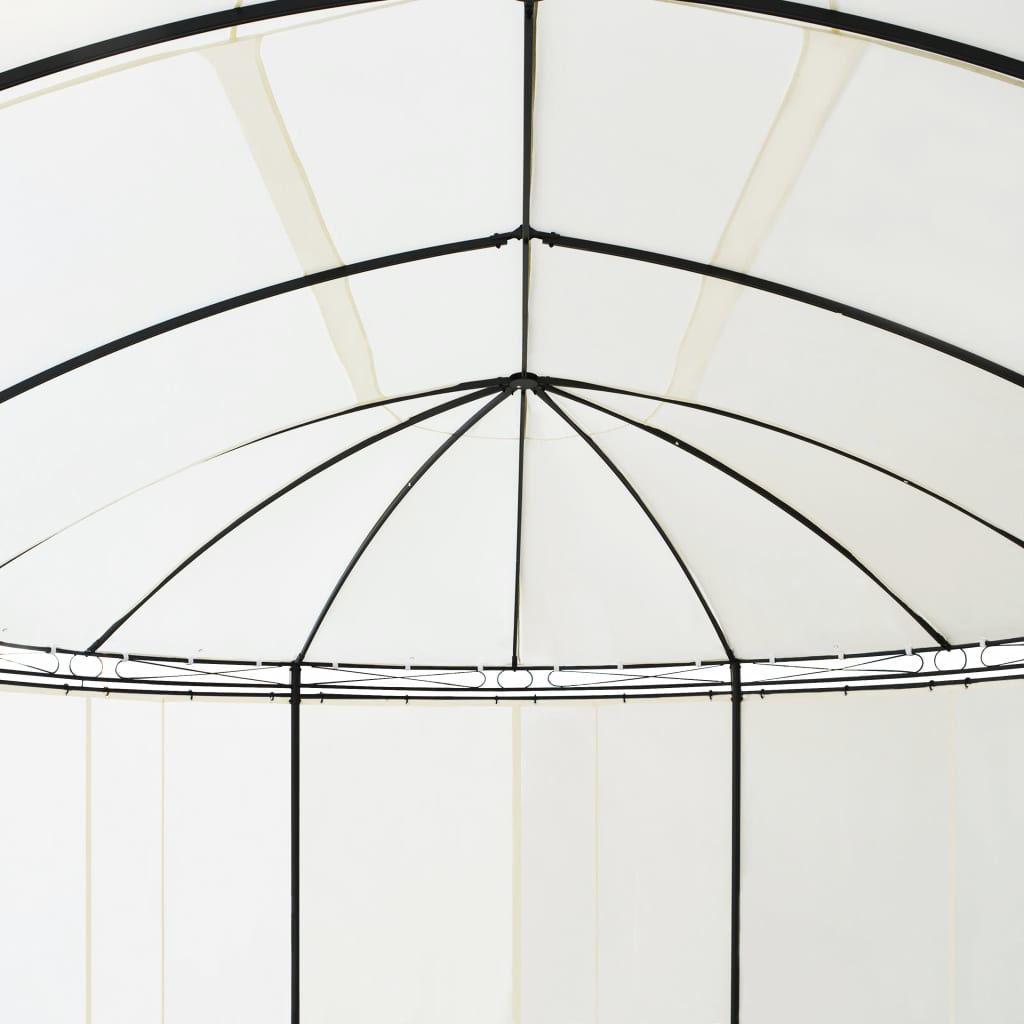Picture of Outdoor Cream White Gazebo Tent