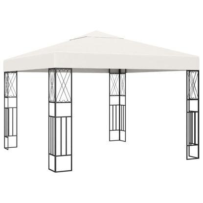 Picture of Outdoor Gazebo Tent - Cream