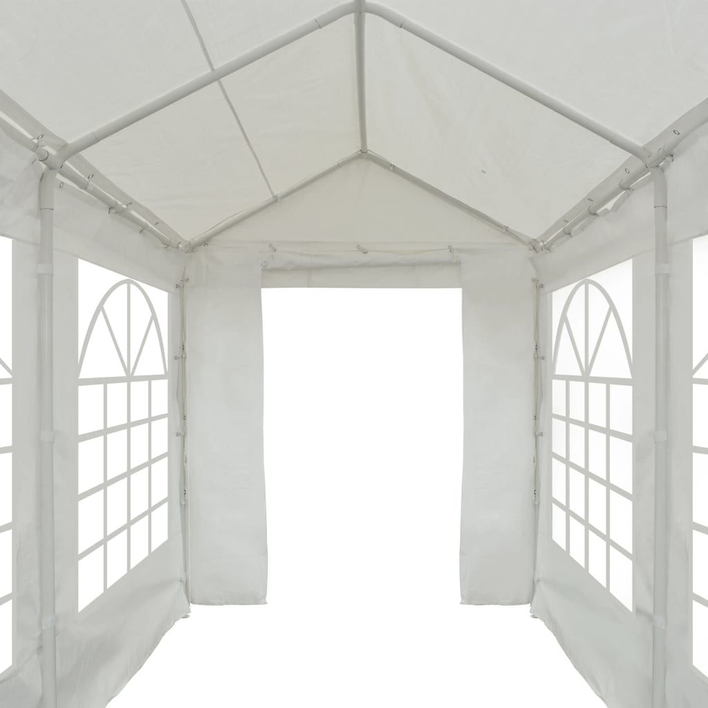 Picture of Outdoor Gazebo Party Tent - White