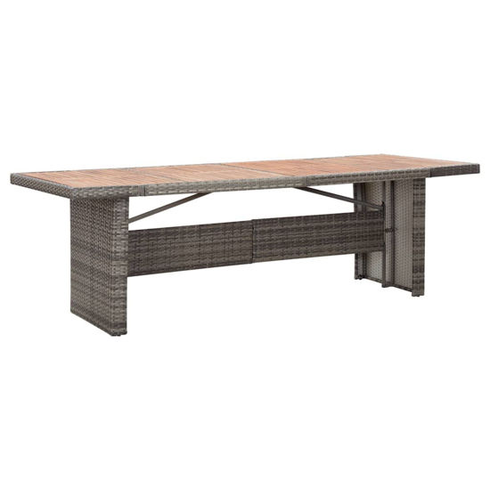 Picture of Outdoor Dining Table 94""