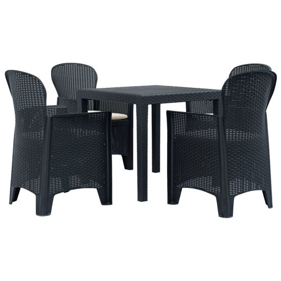 Picture of Outdoor Dining Set - 5 pc