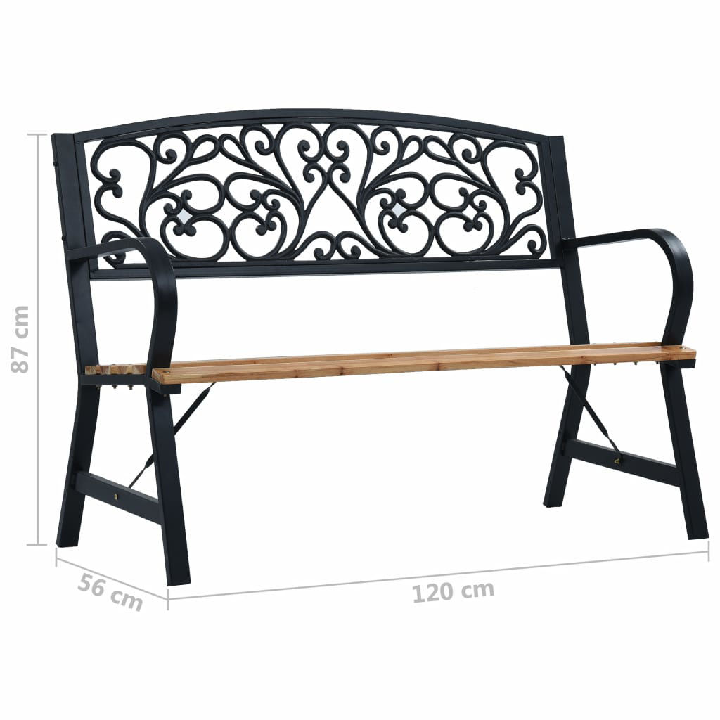 Picture of Patio Bench