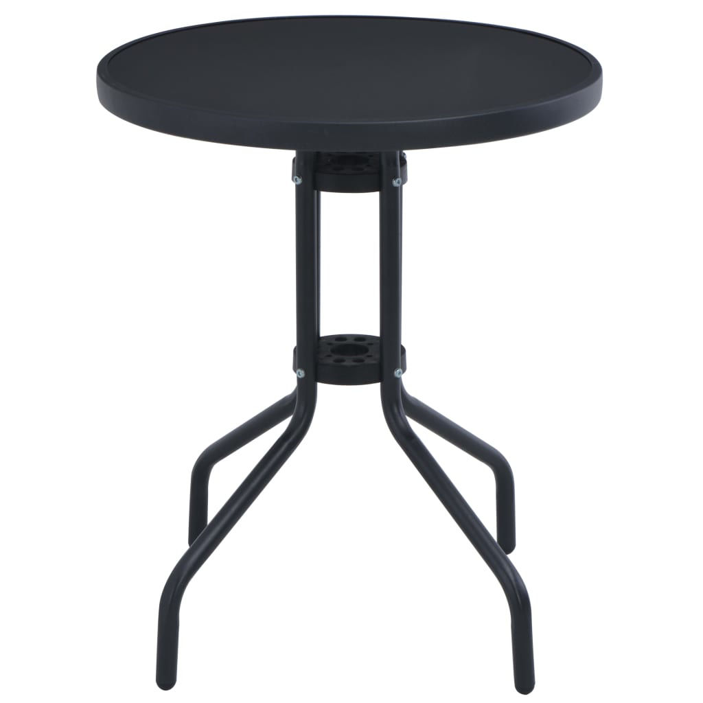 "Picture of Outdoor Patio Table - 31.5"" Black"