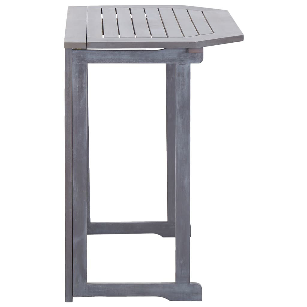 """Picture of Outdoor Folding Balcony Table 35"""""""