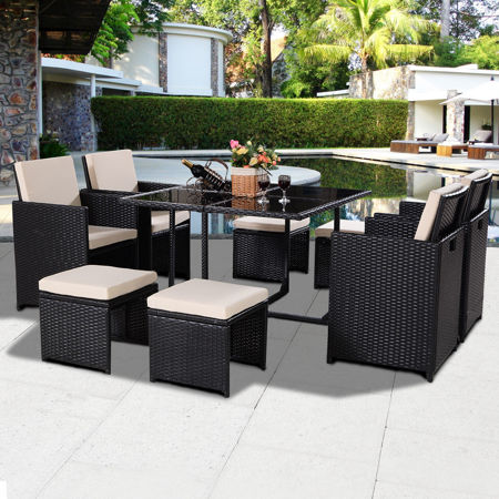 Picture for category OUTDOOR DINING SETS