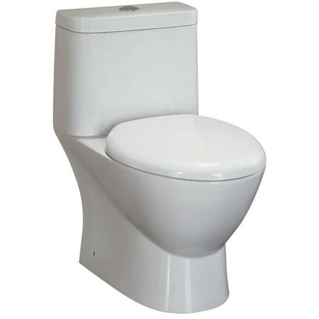 Picture for category 1 PIECE TOILETS
