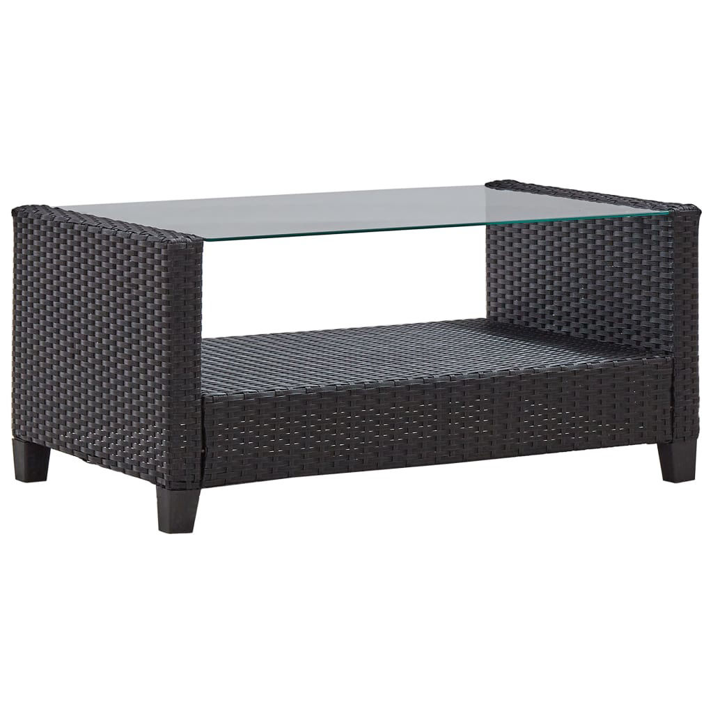 Picture of Outdoor Furniture Set - Black