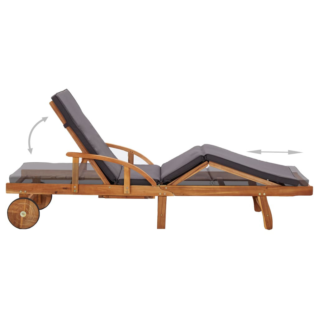 Picture of Outdoor Patio Lounger