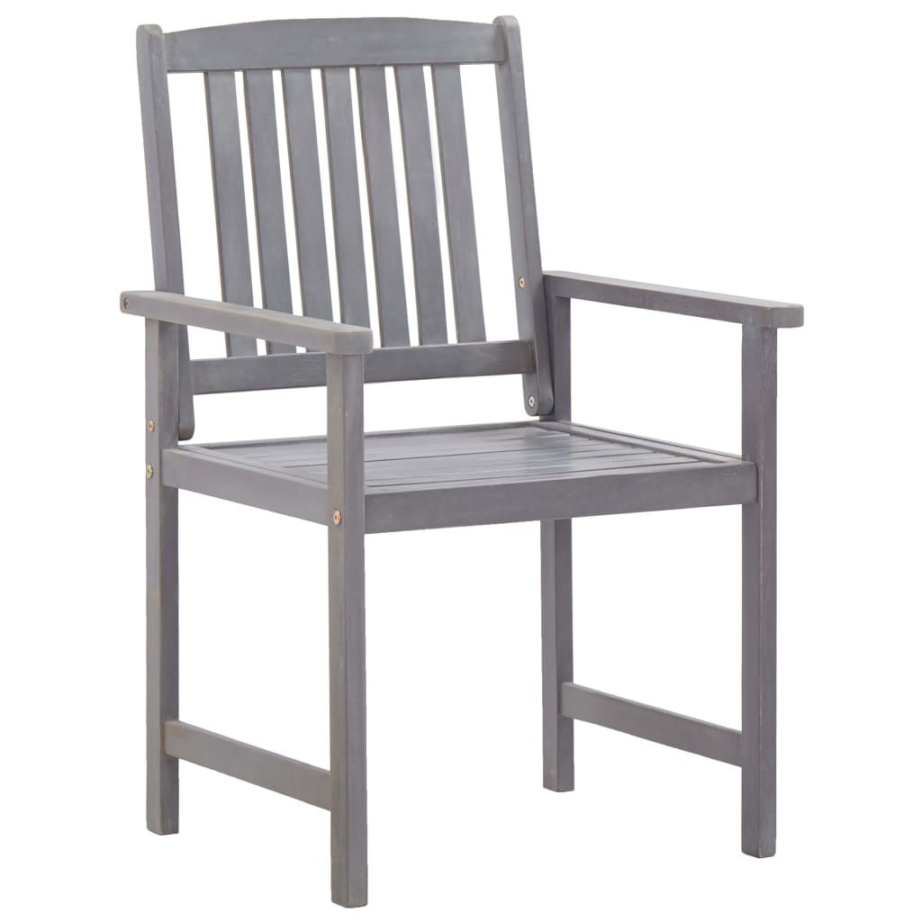 Picture of Outdoor Dining Set - 5 pc Gray