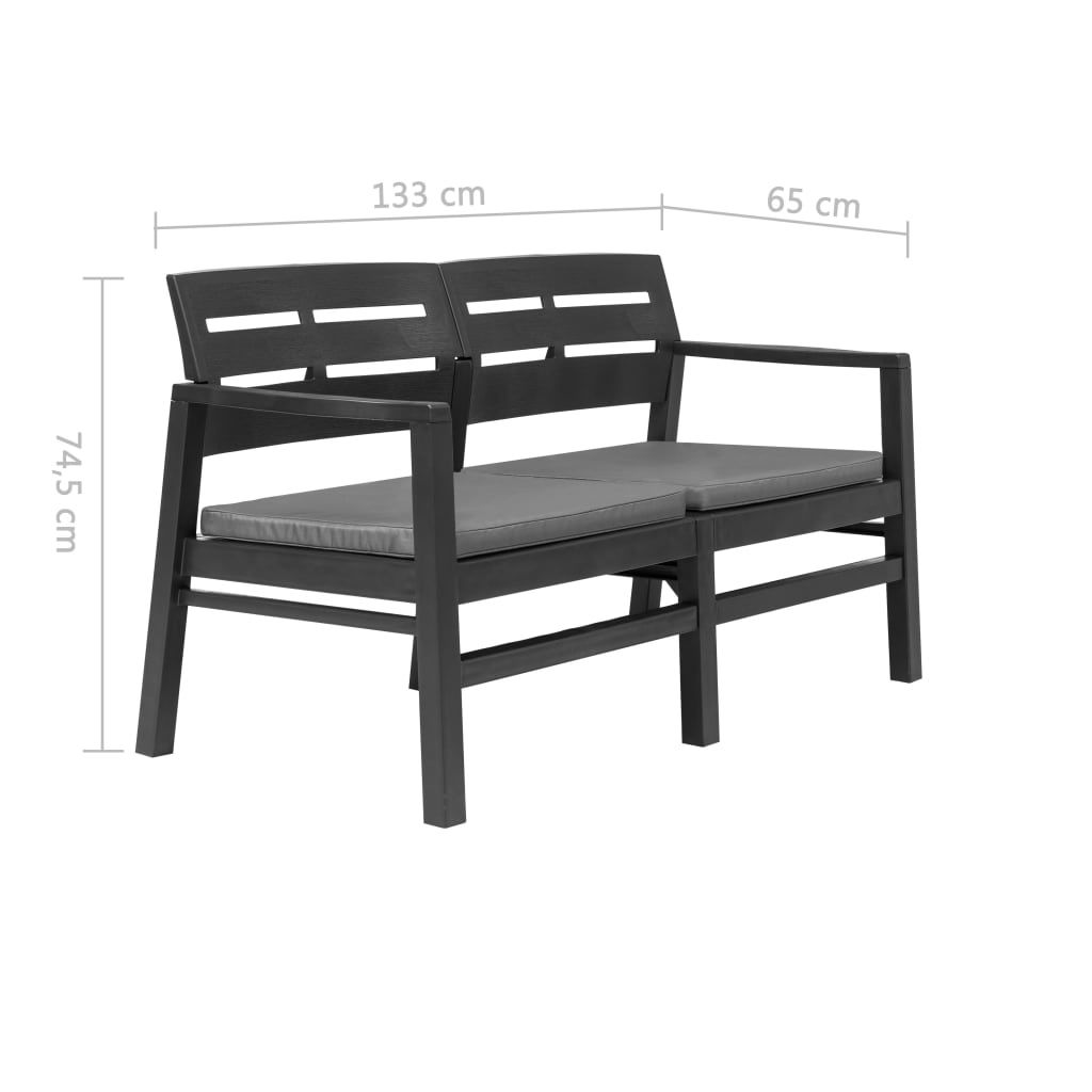 Picture of Outdoor Plastic Bench