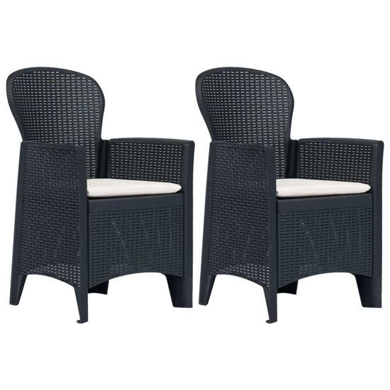 Picture of Outdoor Chairs - 2 pcs