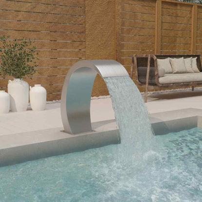 """Picture of Outdoor Pool Fountain 11"""""""
