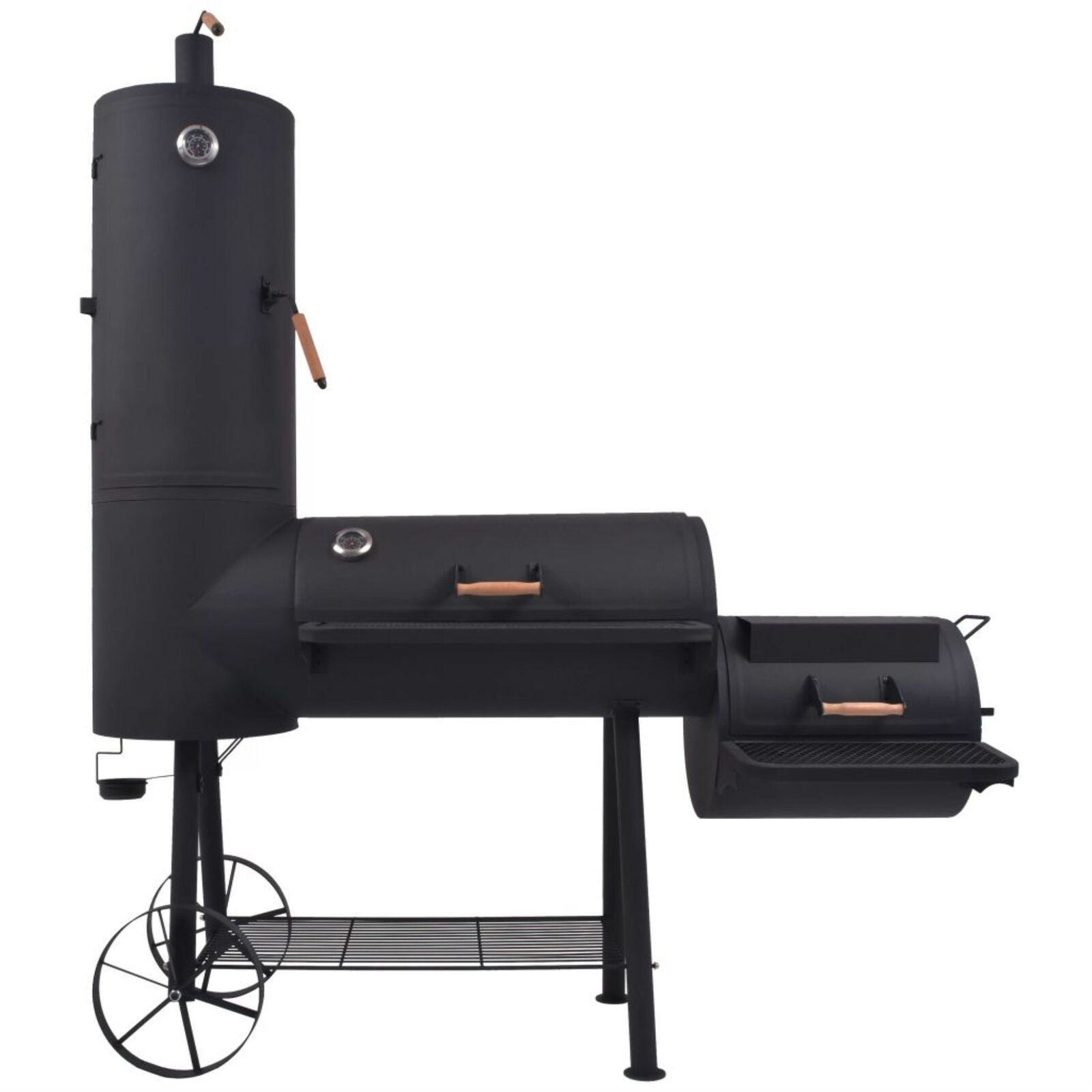 Picture of Outdoor Charcoal  BBQ Grills Smoker
