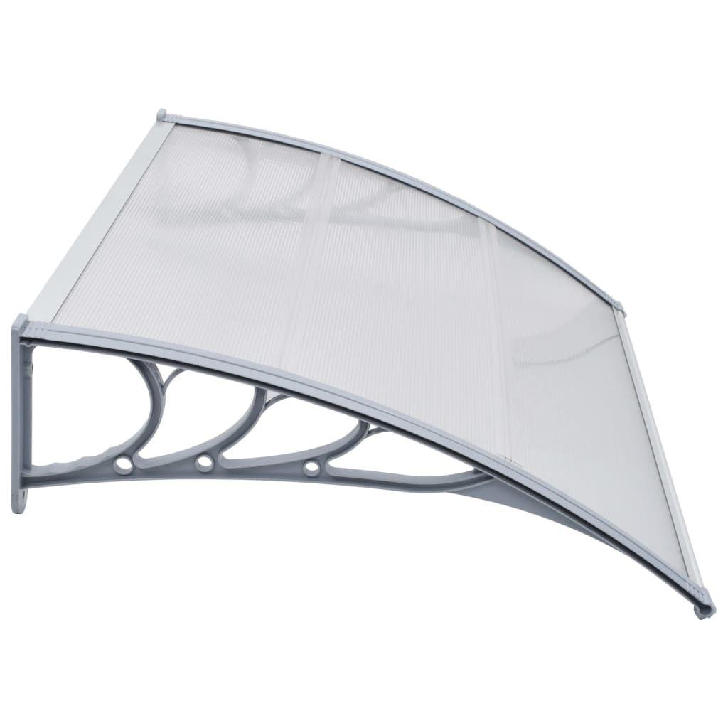 """Picture of Outdoor Door Canopy 59"""" - Gray"""