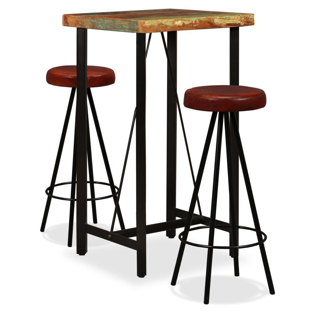 Picture of Wooden Bar Set - 3pc