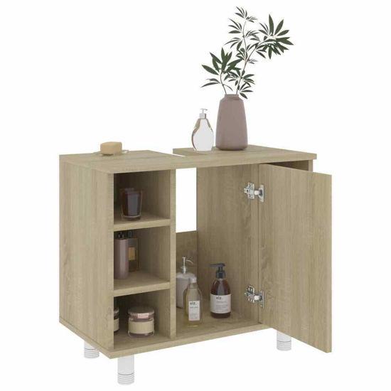 Picture of Bathroom Cabinet - Sonoma Oak