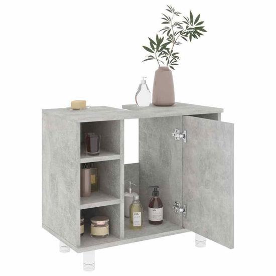 "Picture of 23"" Bathroom Cabinet - Concrete Gray"
