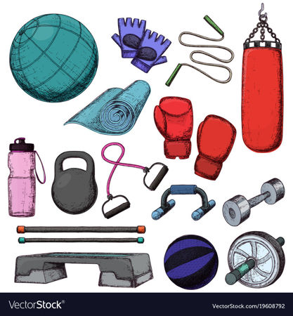 Picture for category FITNESS AND GYMNASTIC ACCESSORIES