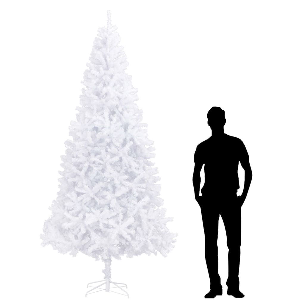 Picture of Artificial Christmas Tree 10' - White